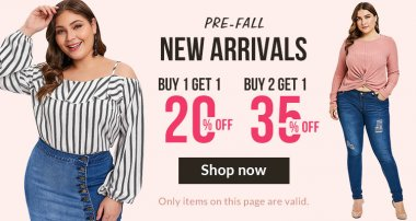 Get Your Style On Vacay! 5$ OFF On Your ...
